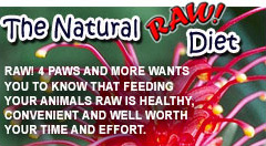 The Natural Raw! Diet