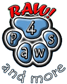 Raw! 4paws and more